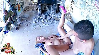 sexy video: young french slut fucking old man ma wax