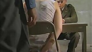 sexy video: Japanese girls forced to fuck and punishes by 40 men