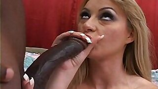 sexy video: Gay man gets hardcore anal sex with huge black cock