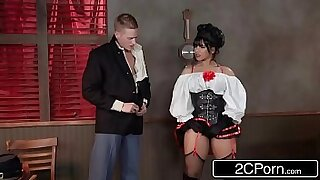 sexy video: Hot Spanish Whore In More