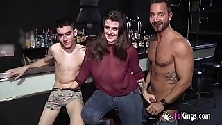 sexy video: Wild three lesbian babes fuck and fuck