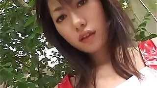 sexy video: Solo babe in her red get up masturbates her cunt