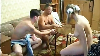 sexy video: EVERYBODY FUCKS EACH OTHER, CUMS TOGETHER