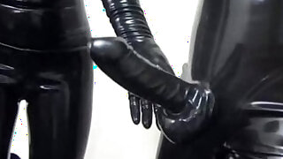 sexy video: Japanese Latex Catsuit
