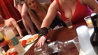 sexy video: Student party