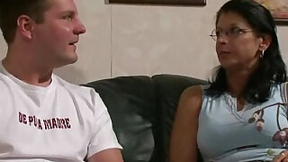 sexy video: German Son fucks his beauty mommy