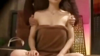 sexy video: Chinese Traditional Upper body massage to Reduce Physical Stress Hidden camera