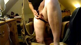 sexy video: Have a look of huge clit of my mom. Hidden cam