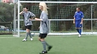 sexy video: Sexual first responders for soccer players
