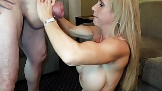 sexy video: MILF Brooke Tyler and monster cock Silicone Tex