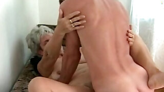 sexy video: grandma knows how to fuck cock