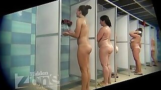 sexy video: Nicole Heat does partnered sex in the shower Birthday Trying A Stranger