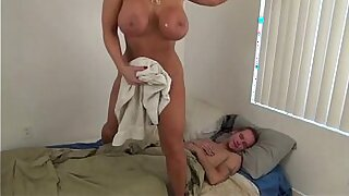 sexy video: Mum and son fuck dirty mother