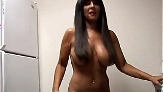 sexy video: amateur busty cougar fucks her old man