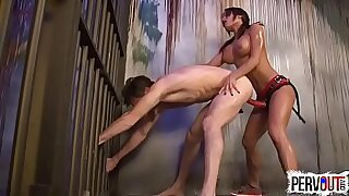 sexy video: Sexy Girl Strapon Ass Tape